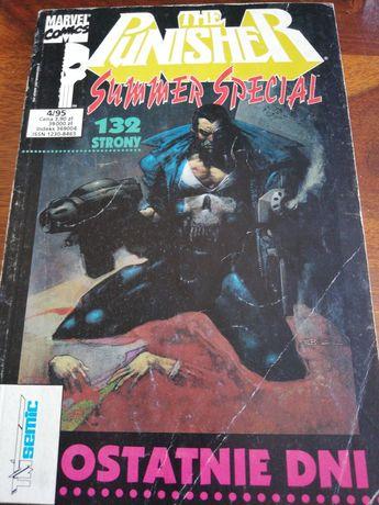 Punisher Summer Special