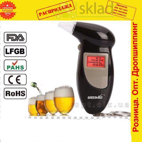 алкоТестер цифровой Alcohol Tester драгер алкометр на алкоголь в крови