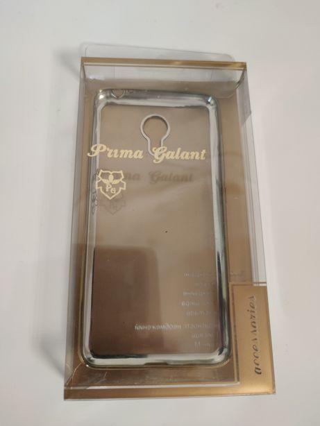 Чехол, накладка Meizu M3 Note Gold