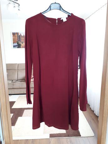 Borowa sukienka H&M