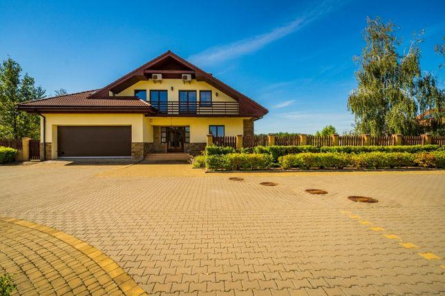 Продам дом(600м2)с ремонтом и бассейном на берегу озера в Севериновке