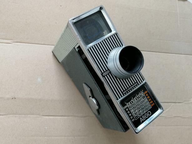 Stary aparat fotograficzny, kamera, prl