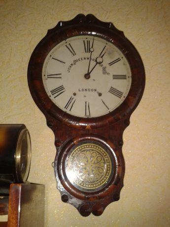 Продам редкие настенные  часы London