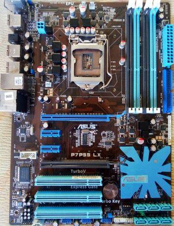 Asus P7P55 LX (1156, P55)