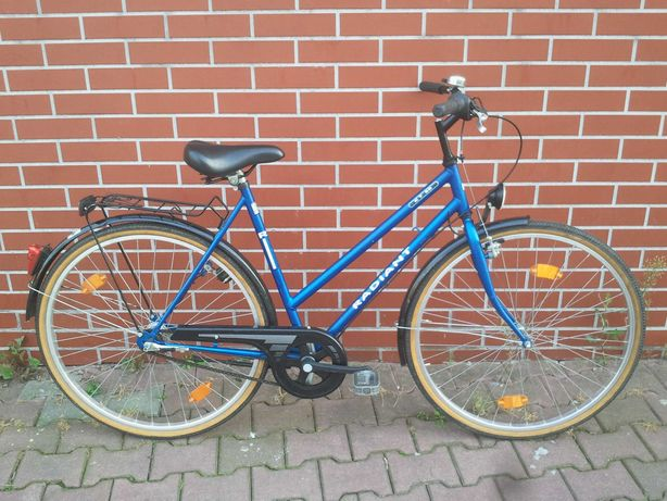 Miejska damka , 3 biegi, koła 28 cali,jak nowa (damski rower miejski)
