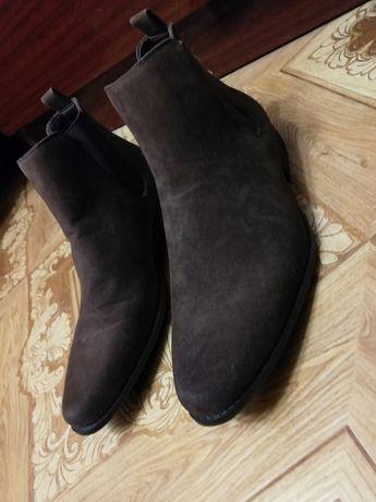 Ботинки мужские 43р