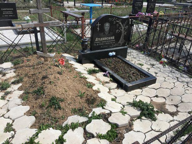 Уборка могил кладбищ Донецк