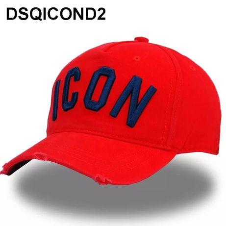 Daszek czapka Icon Dsqicond2