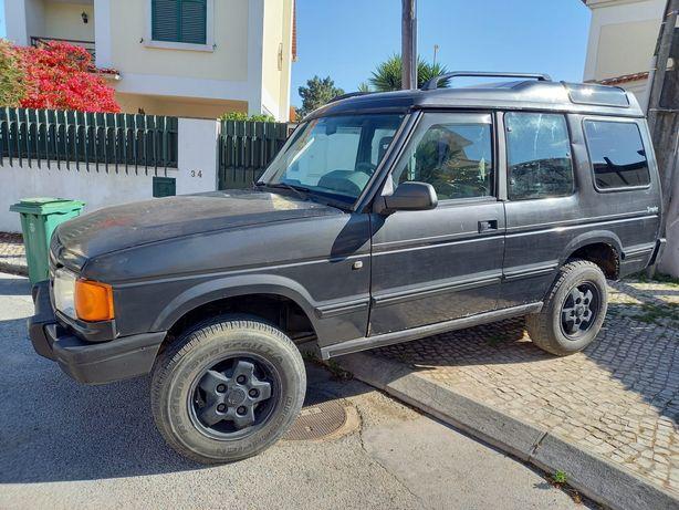 Land Rover Discovery 7 Lug. 1996