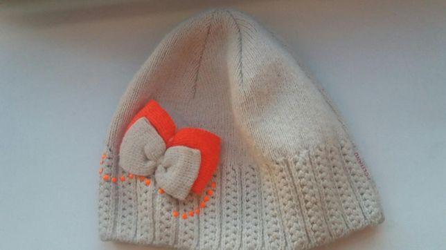 Три шапки на девочку