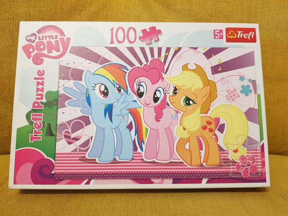 Puzzle Trefl My Little Pony 104 elementy Włocławek - image 1