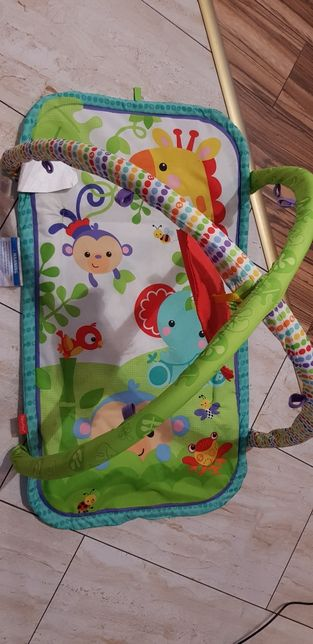 Mata leżaczek interaktywna dla dziecka