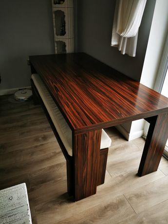 Meble VOX, stół, ławka, stolik kawowy