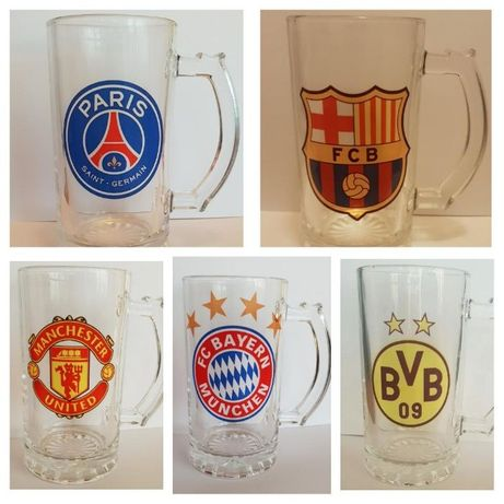Kufel Manchester Paris Bayern Barcelona Borussia Real Juve Liverpool