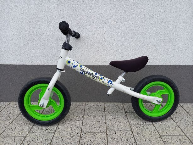 Rower rowerek biegowy Hudora