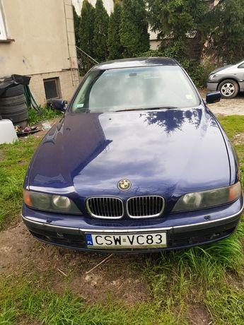 BMW E39 528i lpg 1996r Klima hak elektryka Zamiana