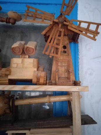 Продам дерев'яні вироби