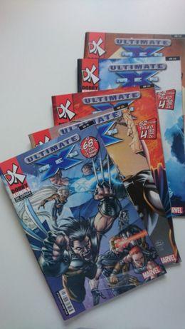Ultimate X-men Marvel
