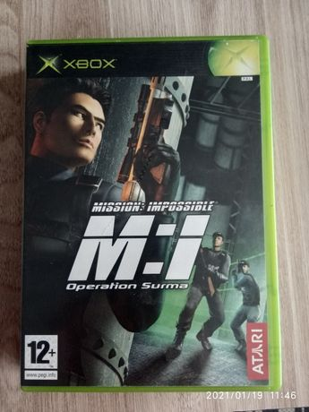 Mission: impossible  operation surma x box classic