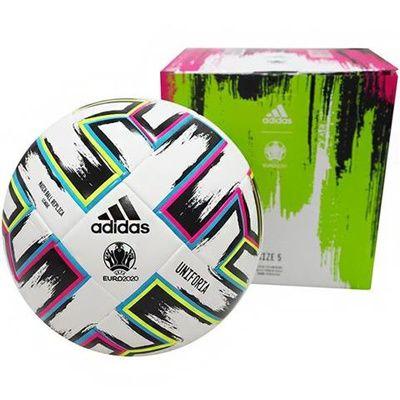 Мяч футбольний Adidas Uniforia League Box UEFA Euro 2020 Розмір 4 та 5