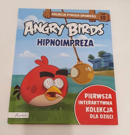 Książka - Angry Birds nr. 10