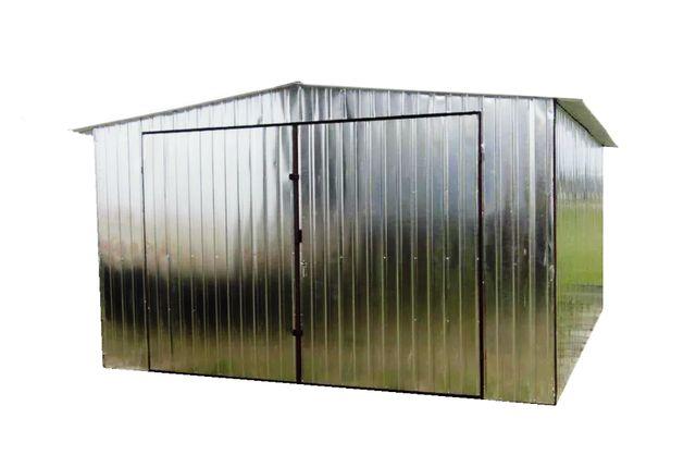 Garaż Blaszak 4x6 producent! Solidny Tanio Garaze blaszaki 3x5 6x4 5x6