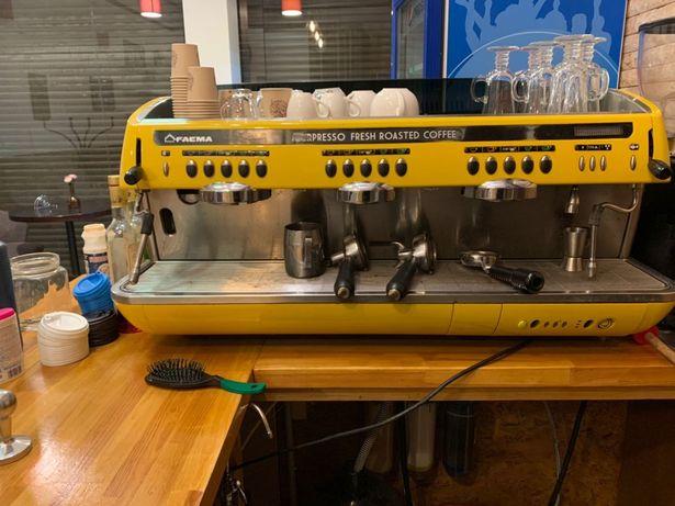 Продам машина кофе фаима