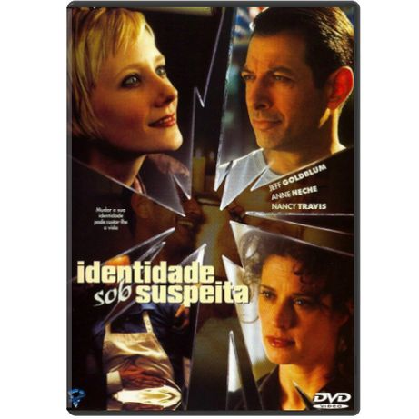 DVD - Identidade Sob Suspeita (2000) - FILME
