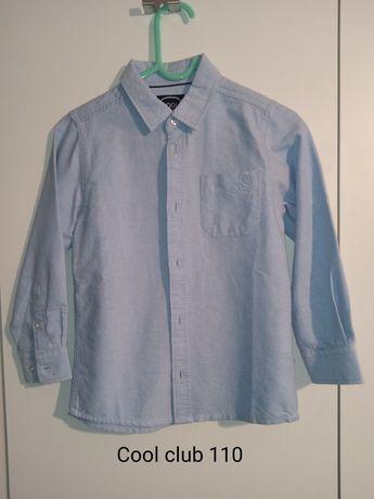 Ubrania dla chłopca 110 116