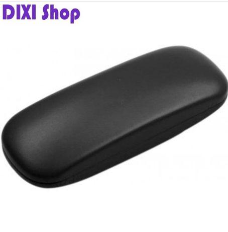 BLX Футляр для очков с замшевой подкладкой внутри (твердый жесткий)
