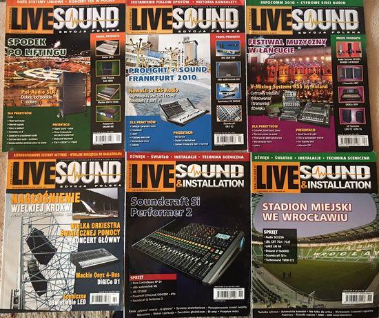 Live sound & installation