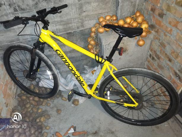 Продам або обміняю Велосипед Cannondale trail 6 2019
