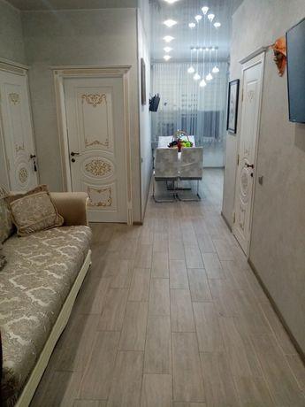 2х кімната квартира 55,2 кв, м з новим ремонтом та меблями