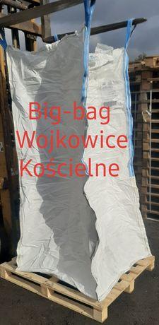 Worek bigbag big bag 220x99x99 transportowy na gruz granulat zboże