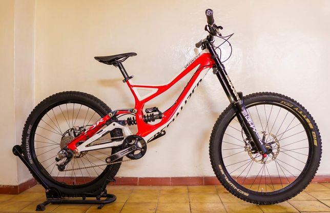 Rower downhill Specialized Demo 8 rama M koła 26 dh fr