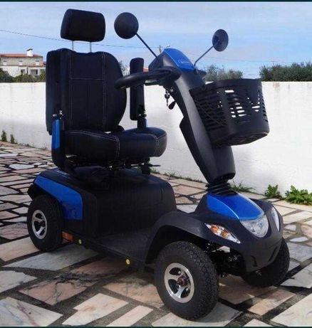 Scooter Mobilidade Reduzida, Orion Metro Invacare