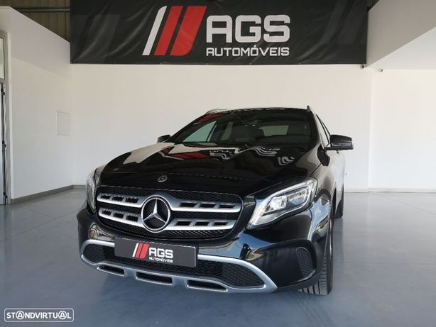 Mercedes-Benz GLA 180 CDi
