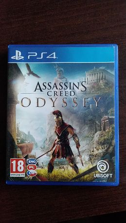Gry PS4 God of War Assassin's Creed Odyssey