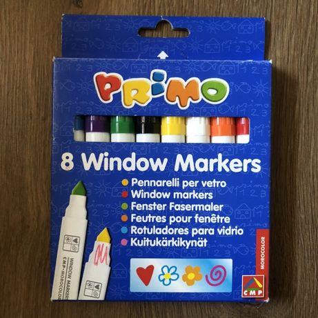 Primo markery do szkła i okien