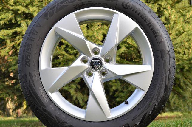 Nowe oryginalne koła letnie alufelgi 17 Skoda KAMIQ VW T CROSS