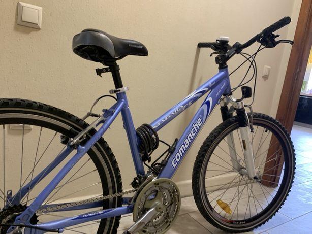 Продам женский велосипед comanche