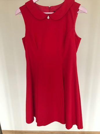 Czerwona sukienka Pretty Girl
