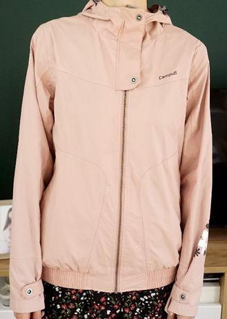 Kurtka damska CAMPUS - rozmiar M - kolor jasny różowy