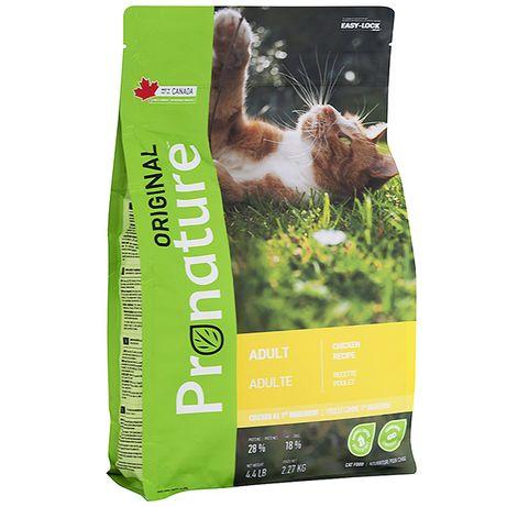 Pronature Original Adult Chiсken корм для котов 1 кг.