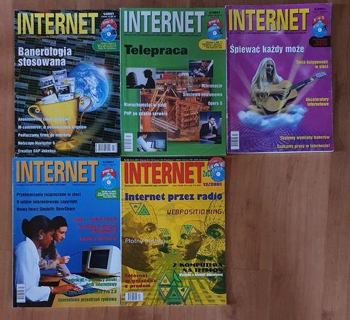 Magazyn Internet 2001