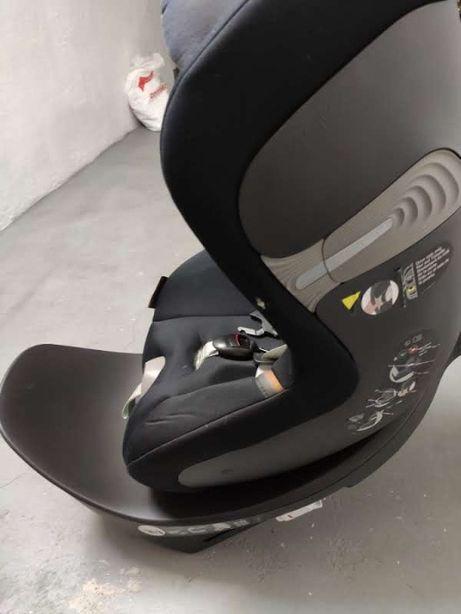 Cadeira de Auto Sirona S I-Size CYBEX Grupo 0m+/I