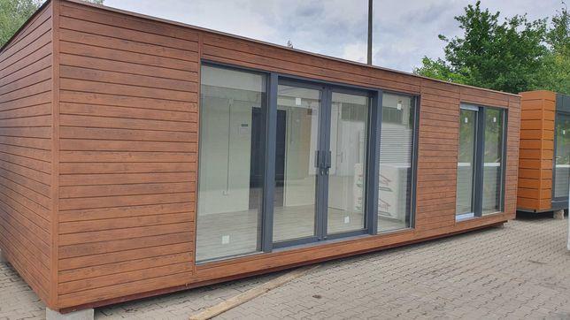 Kontener biurowy domek mieszkalny socjalny pawilon kazdy rozmiar