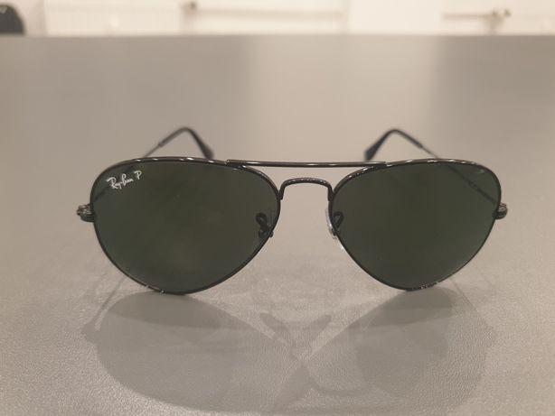 Okulary przeciwsłoneczne z polaryzacją RAY-BAN Aviator