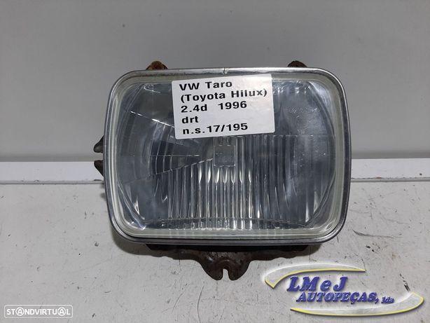 Farol normal Dto Usado TOYOTA/HILUX V Pickup / VW Taro 10.88 - 07.97 REF. 1AE00...
