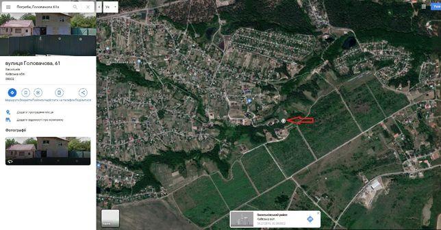 Зем.участок Мархаловка